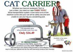 Cat Carrier...