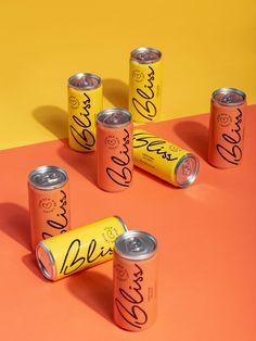 Bliss Wine - Your New Wine Crush - World Brand Design Packaging Box Design, Beverage Packaging, Label Design, Web Design, Graphic Design, Brand Design, Coffee Packaging, Bottle Packaging, Food Packaging