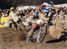 Pictures 1975, Grand Prix  Heikki and Roger DeCoster