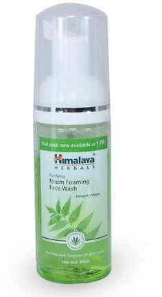 Himalaya Herbals Purifying Neem Foaming Face Wash 50 ml Ayurvedic in Health & Beauty, Skin Care, Cleansers & Toners | eBay