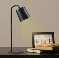 Item Type: Table Lamps Shade Type: Iron Style: Modern Finish: Iron Warranty: 2 years Voltage: 220V,90-260V,110V Shade Direction: Down Certification: CE,RoHS,CCC Technics: Painted Body Color: Multi Power Source: AC Body Material: Iron,ABS Application: Study Base Type: E27 Model Number: DHZM-001 Frame Color: Yellow Light Source: LED Bulbs Is Dimmable: No Is Bulbs Included: Yes Material: Metal Wattage: 31-40W Switch Type: botton switch modern bamboo table: modern table lamps lampara de…