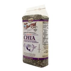 I have discovered Chia Seed breakfast pudding and it is my new favorite thing! Just like oatmeal. Only better.