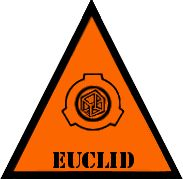 SCP Foundation: Euclid Symbol (Warning) by Lycan-Therapy.deviantart.com on @deviantART