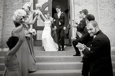 Meredith and Stephen's Lovely Rookery Wedding! Old St. Patrick's Church, Gerber + Scarpelli Photography
