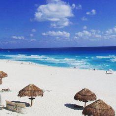 #cancun #mexico #beach #inlove #praia #❤️ #aroundtheworld #tipsforfunofficial