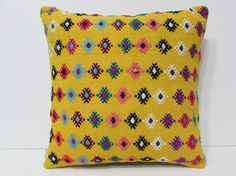 throw pillow decolic 18 pillow ethnic throw by DECOLICKILIMPILLOWS