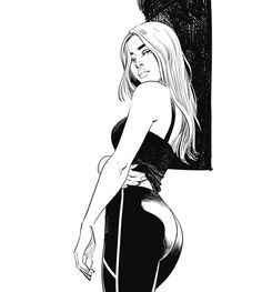 Likes, 17 Kommentare - Cameron Stewart (Cameron Stewart) auf . Pencil Art Drawings, Art Drawings Sketches, Female Drawing, Female Art, Poses References, Psychedelic Art, Comic Books Art, Erotic Art, Art Inspo