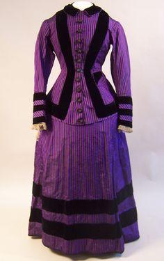 Dress  1872-1876  Manchester City Galleries