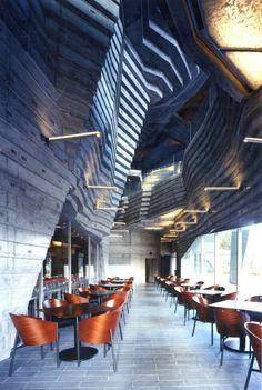 Ofunato Civic Center and Library / Chiaki Arai Urban and Architecture Design #architecture