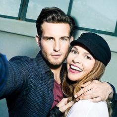 That Nico... From the creator of Sex and The City, 'Younger' stars Sutton Foster, Hilary Duff, Debi Mazar, Miriam Shor and Nico Tortorella. Discover full episodes at http://www.tvland.com/shows/younger.