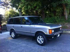 Land Rover Range Rover County LWB 25th Anniversary   eBay