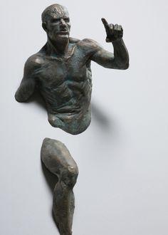 Matteo Pugliese Italian sculpture