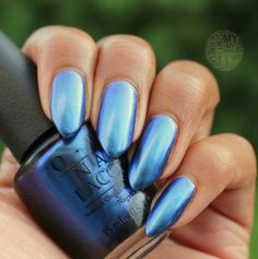 OPI Miss Piggy's Big Number from OPI Muppets Most Wanted Collection 2014