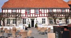 Hotel Ringkøbing Ringkøbing Housed in a renovated 1600s building by Torvet Square, this hotel mixes tradition with modern facilities. Wi-Fi is free. Flat-screen TVs, cable channels and slippers are in all rooms.