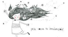 Las mujeres sin complejos de la ilustradora Sara Fratini - RTVE.es