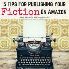 self-publishing, fiction writing, writing tips, become an author Fiction Writing, Writing Advice, Writing Resources, Writing Help, Fiction Books, Writing A Book, Writing Skills, Print On Demand, Writer Tips