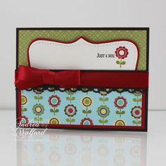 Attach gift card, photo, write a note.