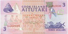 3 DOLLARS 1992 (SÜDSEEMOTIVE)