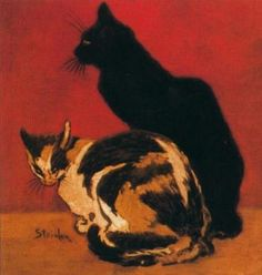 Steinlen . Expert art authentication, certificates of authenticity and expert appraisers - Art Experts, Inc.