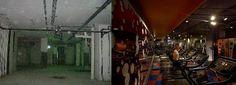 Before and After Cardio Design #gymdesign #fitnesscenterdesign #gym   https://www.facebook.com/pages/Gym-Design/105365056322370?fref=ts  www.cuocoblack.com