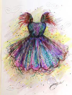 Carnevale 2016 by Julia Vedenicheva Sketch