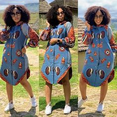 50 African Dress Designs and Patterns : Beautiful Creative Fashion Sty. 50 African Dress Designs and Patterns : Beautiful Creative Fashion Sty. African Fashion Ankara, Latest African Fashion Dresses, African Print Fashion, Africa Fashion, African Prints, African Fabric, Look Fashion, Fashion Models, Fashion Styles