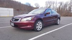 LIKE NEW 2008 HONDA ACCORD EXL 42K MILES ON FACTORY NEW MOTOR