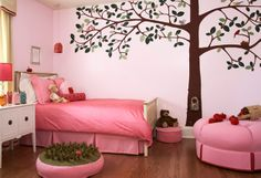 51 mejores im 225 genes de habitaciones decoradas child room 18932 | f18932cc020f7fd654347be70af5629a for the home the tree b t