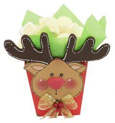 Dulceros Navidad Navideños (6) Christmas Candy Bar, Christmas Treats, Christmas Holidays, Merry Christmas, Xmas, Christmas Arrangements, Christmas Decorations, Christmas Ornaments, Tole Decorative Paintings