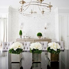 Dining Room - contemporary - dining room - montreal - Lux Decor