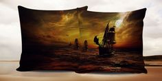 A Stunning Seascape of Tall Ship. You love Old Tall Ships, so how could you not love these? A great way for you to compliment your lounge, sofa, bed, man-cave a