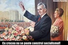 Oameni si Bloguri : Citate Nicolae Ceaușescu Romanian People, Author, History, Painting, Life, Political Posters, Historia, Painting Art, Paintings