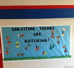 March Bulletin Board Idea