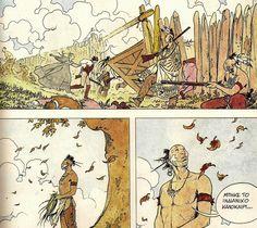 Milo Manara - Hugo Pratt : Indian Summer