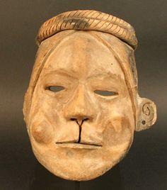Máscara – Museo Chileno de Arte Precolombino