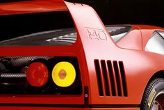 F 40 lights by PassionFred