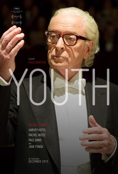 Michael Caine in Paolo Sorrentino's Youth (2015).
