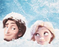 I just want to hear what they did while stuck in frozen Arendelle