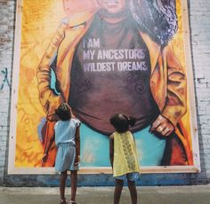 Artist Transforms Abandoned Buildings In New Orleans With Powerful Art