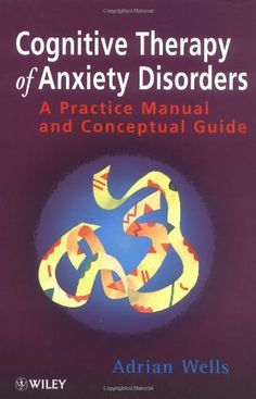 Cognitive Therapy of Anxiety Disorders: A Practice Manual and Conceptual Guide: A Practical Guide by Adrian Wells, http://www.amazon.co.uk/dp/B001AZN632/ref=cm_sw_r_pi_dp_CnFQrb0SQX6HC