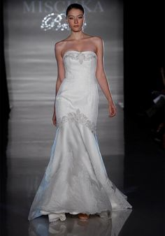 Badgley Mischka Clara Couture Bridal Gown - Such a Magnificent gown at 75% off retail! Amazing!