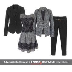 Különleges és elegáns darabok a B&P Moda üzletében! Lépj Te is stílusosan az őszbe!