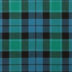 Graham of Mentieth Lightweight Tartan by the meter – Tartan Shop