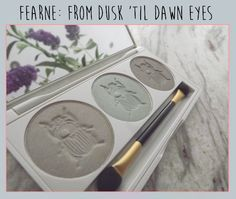Beauty with Charlotte: Fearne: From Dusk 'Til Dawn Eyes