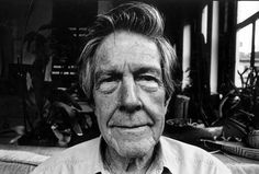 New York 1988 - John Cage by Armin Linke