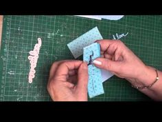 ▶ Clean and Simple with Spellbinders (card-making-magic.com) - YouTube