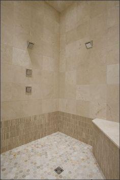 Splendid Crema Marfil decorating ideas for Bathroom Traditional design ideas with Splendid none