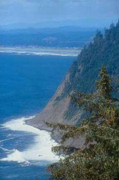 Tillamook Head - Another trail I want to hike on the Oregon coastline.