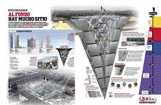 El Rascasuelos (underground pyramid in Mexico City - so cool!)