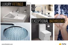 Luxury fittings for exceptional bathrooms! Madina, Taps, Pakistan, Sink, Bathtub, Facebook, Website, Luxury, Kitchen